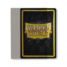 Dragon Shield Perfect Fit Seiteneinschub - Verdunkelt (100 Hüllen)