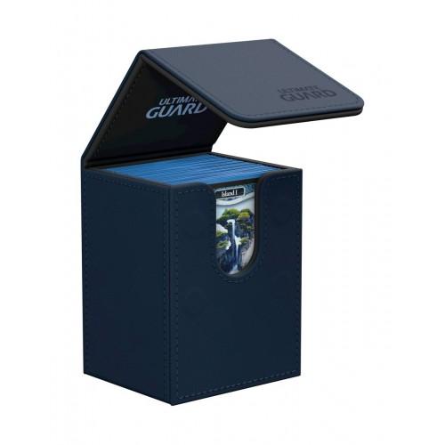 Ultimate Guard Flip Deck Case 80+ Dunkelblau
