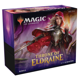 Throne of Eldraine Bundle -- Englisch