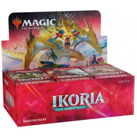 Ikoria: Lair of Behemoths Booster Display -- Englisch