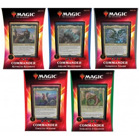 Commander 2020 Deck Set -- Deutsch