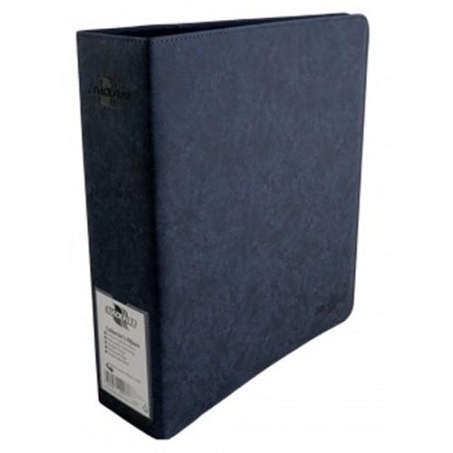 Blackfire Premium Collectors Album - Blau