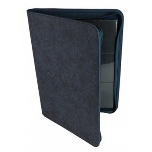 Blackfire 9-Pocket Album mit Reißverschluss - Blau