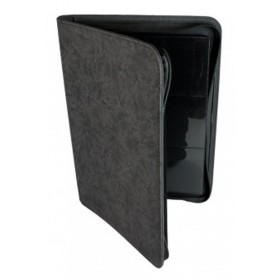 Blackfire 9-Pocket Album mit Reißverschluss - Schwarz