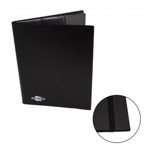 Blackfire Flexibles 9-Pocket Album - Schwarz