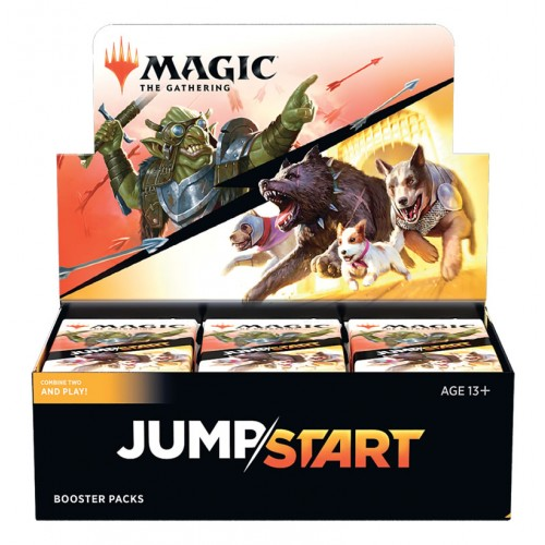 Jumpstart Booster Display