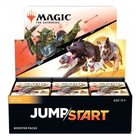 Jumpstart Booster Display -- Englisch