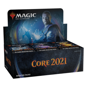 Core Set 2021 Booster Display -- Englisch