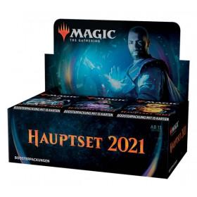 Hauptset 2021 Booster Display