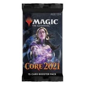 Core Set 2021 Booster -- Englisch