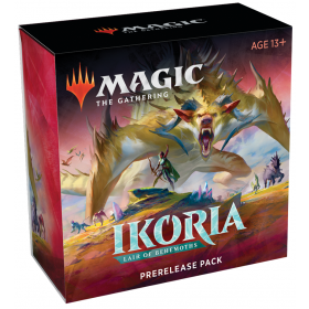 Ikoria: Lair of Behemoths Prerelease Pack -- Englisch