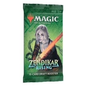 Zendikar Rising Draft Booster Pack -- Englisch