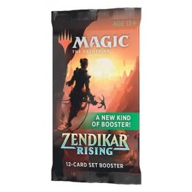 Zendikar Rising Set Booster Pack -- Englisch