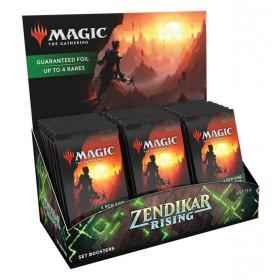 Zendikar Rising Set Booster Display -- Englisch