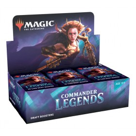 Commander Legends Draft Booster Display -- Englisch
