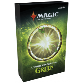 Commander Collection: Green -- Englisch