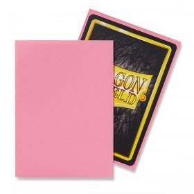 Dragon Shield Matte - Pink (100 Hüllen)