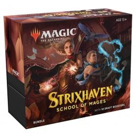 Strixhaven: School of Mages Bundle -- Englisch