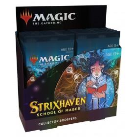 Strixhaven: Akademie der Magier Collectors Booster Display