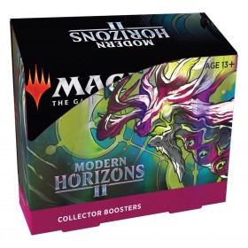 Modern Horizons 2 Collectors Booster Display