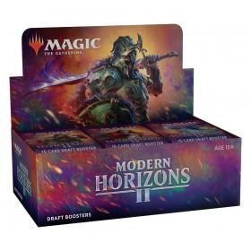 Modern Horizons 2 Draft Booster Display