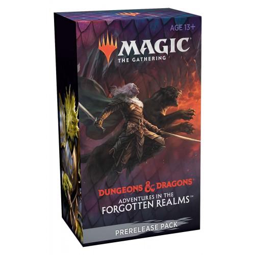 Abenteuer in den Forgotten Realms Prerelease Pack