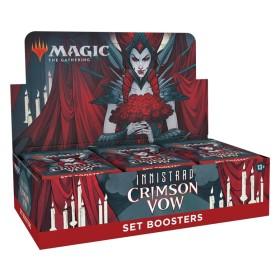 Innistrad: Crimson Vow Set Booster Display -- Englisch
