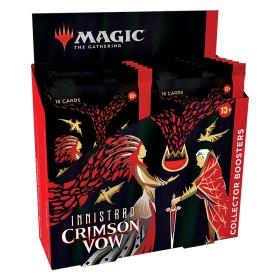 Innistrad: Crimson Vow Collectors Booster Display -- Englisch