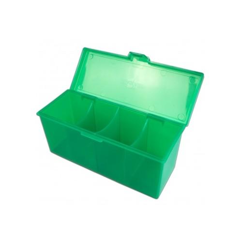 Blackfire 4-Compartment Storage Box – Grün