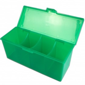 Blackfire 4-Compartment Storage Box – Grün